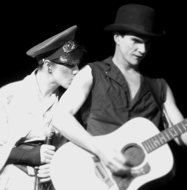 Dresden Dolls, Auckland, New Zealand, 2012