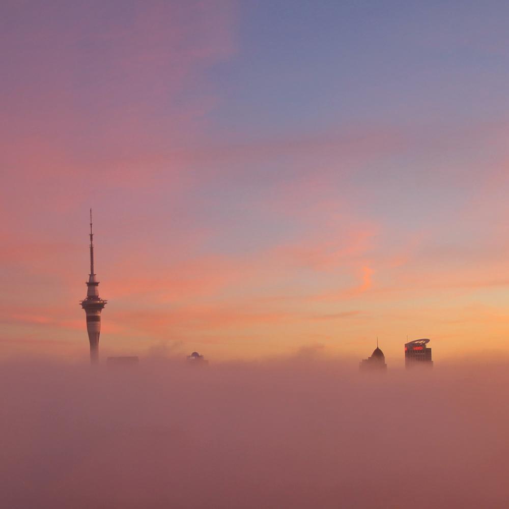 auckland-fog-sunrise