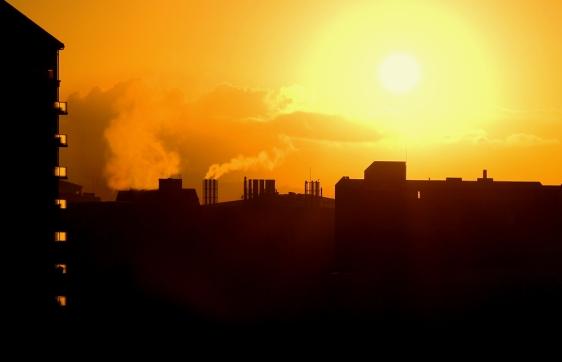 auckland-sunrise