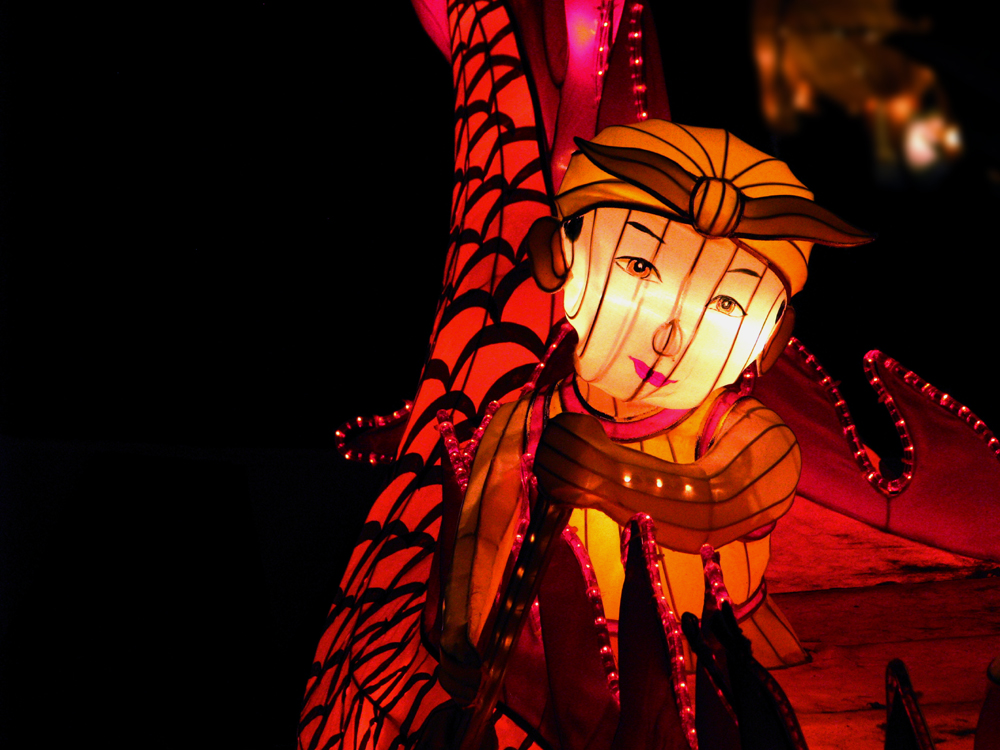 Chinese Lantern Festival, Auckland, New Zealand, 2012