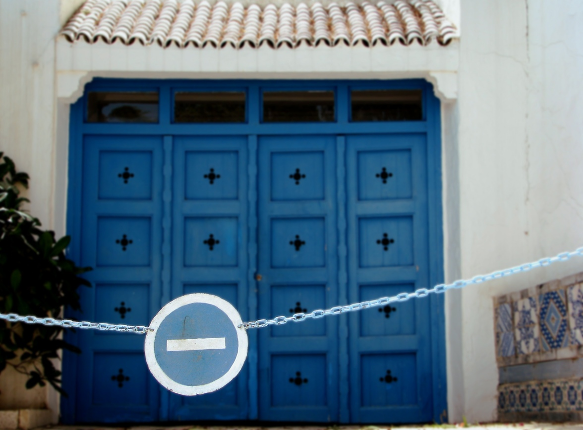 Sidi Bou Said, Tunesia