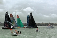 Volvo Ocean Race, Auckland, New Zealand, 2012