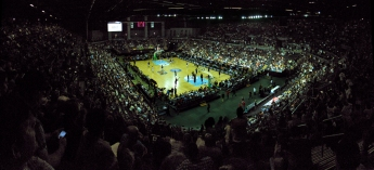 SkyCity Breakers in Vector Arena Auckland
