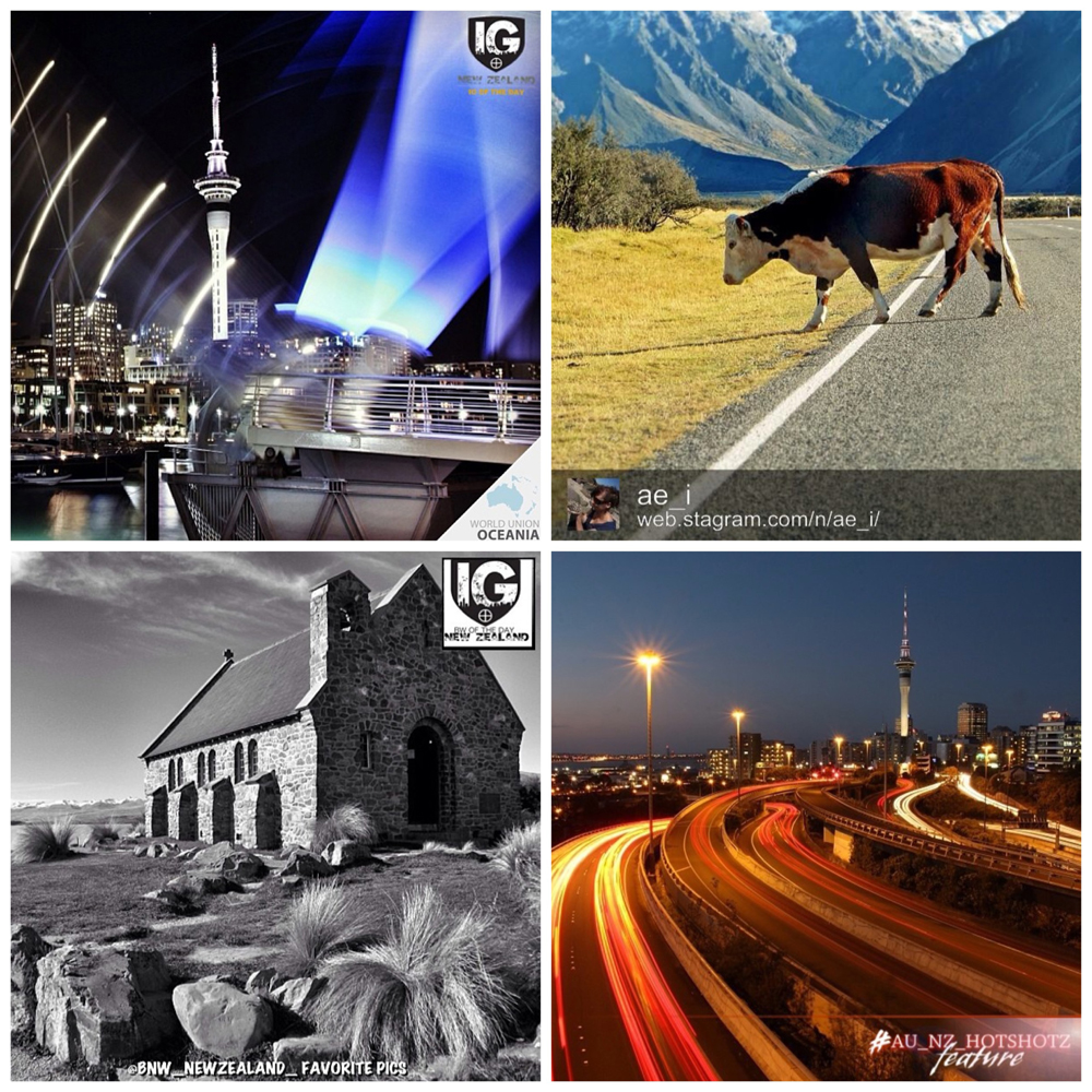 newzealand-collage