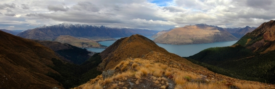 Ben Lomond Walk Queenstown New Zealand
