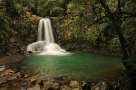 Waiau Falls, Coromandel, New Zealand
