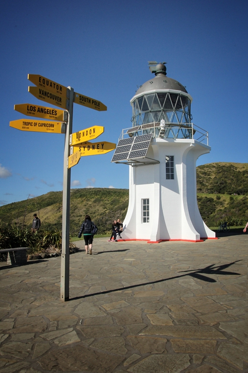 north cape new zealand