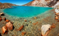 tongariro new zealand emerald lakes