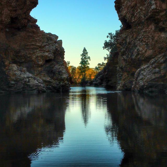 northern territory ellerlie creek