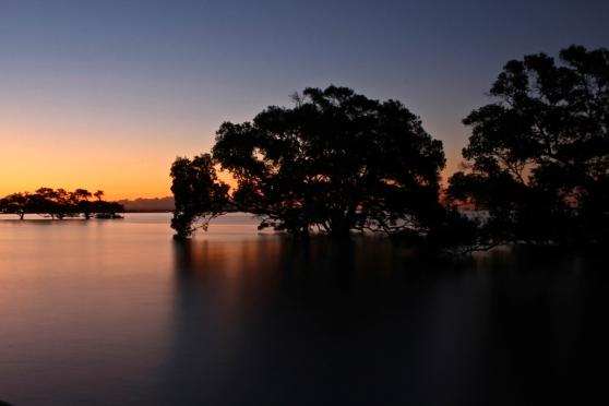 Nudgee Beach Brisbane, Australia