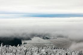Fichtelberg, Erzgebirge, Germany