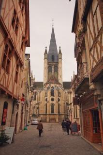 Dijon, France: Notre-Dame