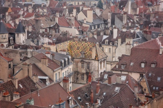 Dijon, France: zooming in
