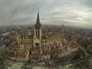 Dijon, France: Dijon, France: Notre-Dame