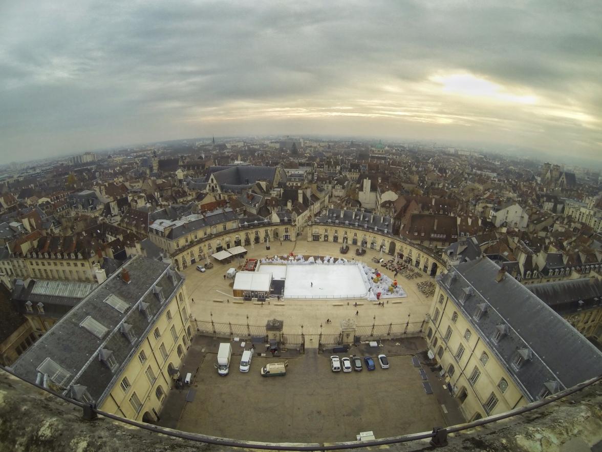 Dijon, France: Musee des Baux Arts