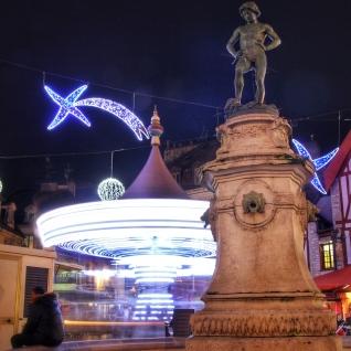 Dijon, France: Place Francois Rude