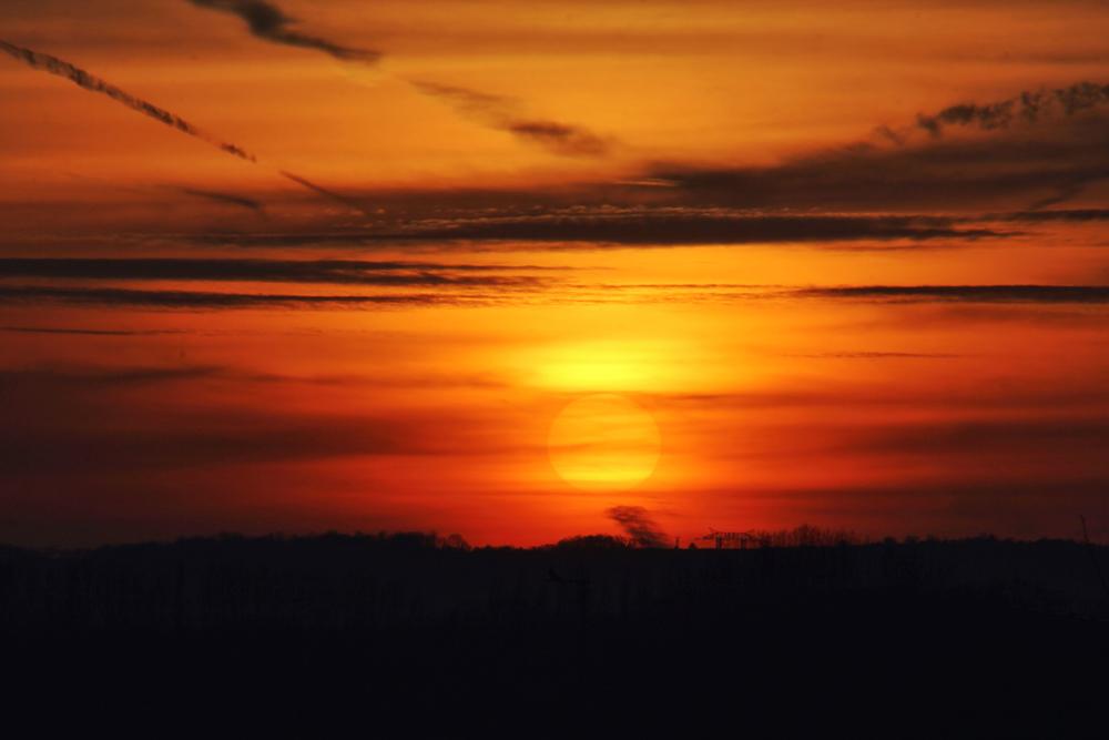 st-leu-desserent-sunset