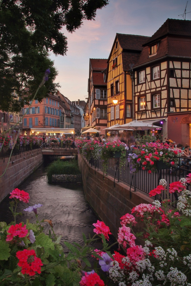 Weekend Wanderings: Colmar's Old Town