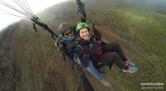 Tandem Paragliding Tenerife
