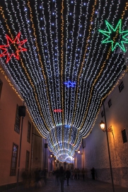 La Laguna Christmas Lights