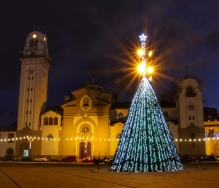 Candelaria Christmas Tree