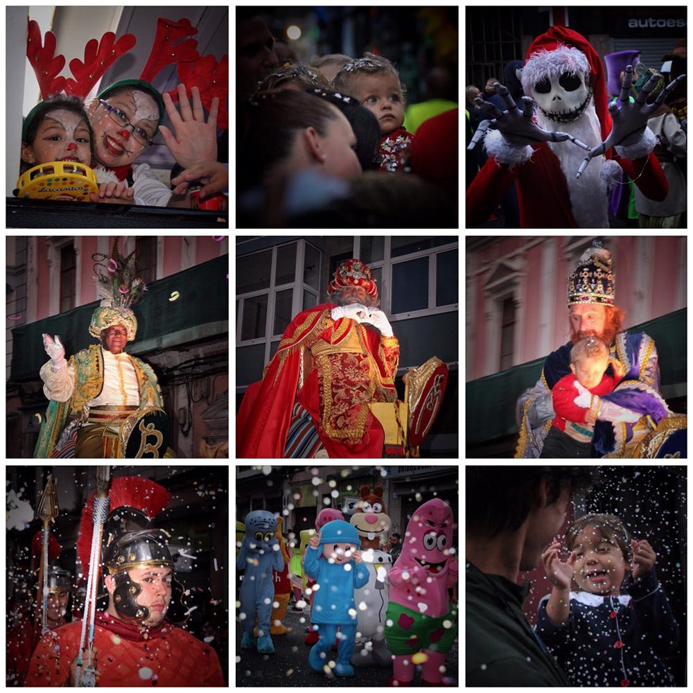 Cabalgata de Reyes Magos