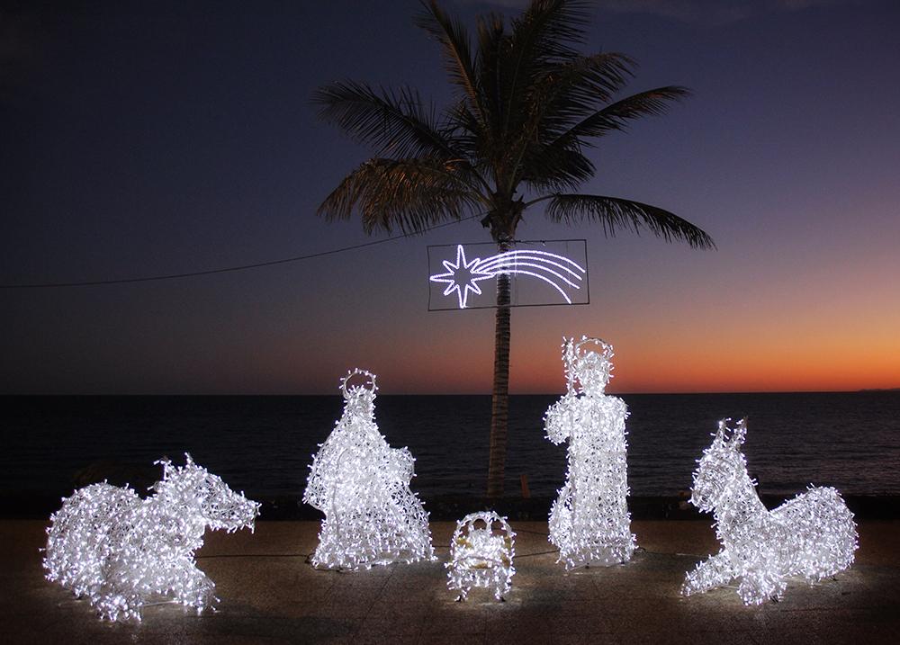 Nativity scene Lanzarote