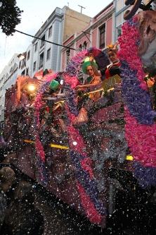 Cabalgata de Reyes Magos Las Palmas