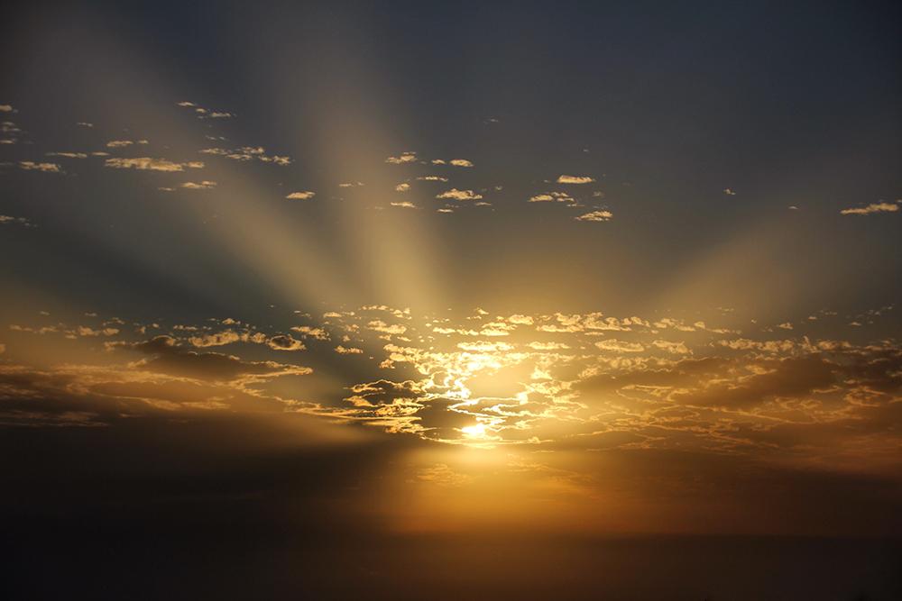Sunrise, El Hierro