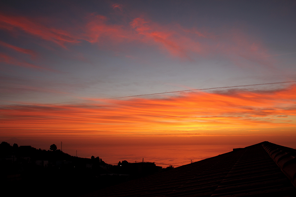 Sunset El Hierro