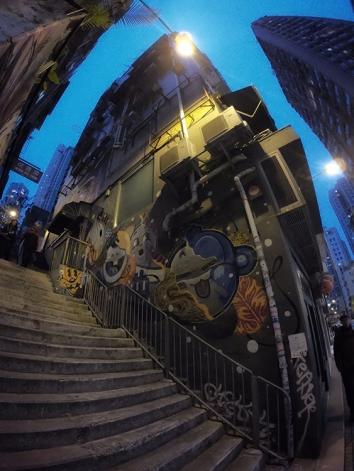 Hong Kong GoPro