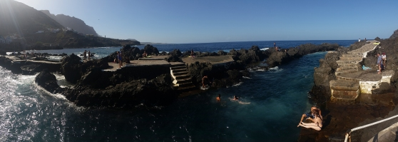 One of the best-known volcanic pools in Tenerife awaits you in Garachico.