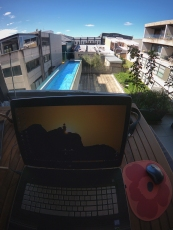 Working remotely in Auckland