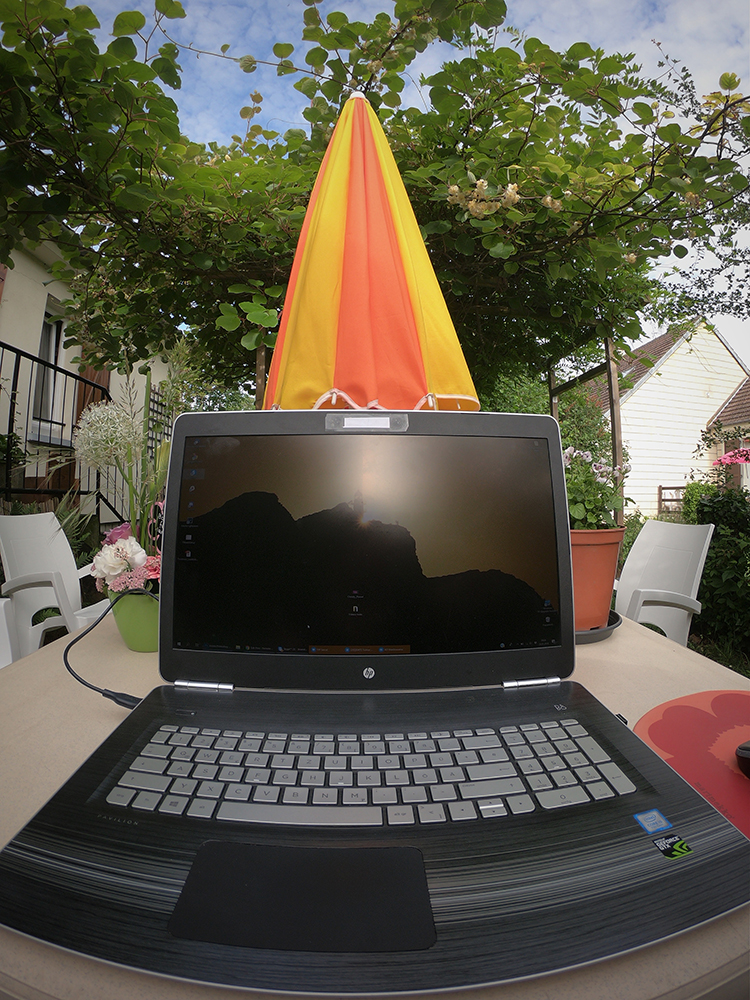 Working remotely in France