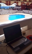 Working remotely in Tenerife